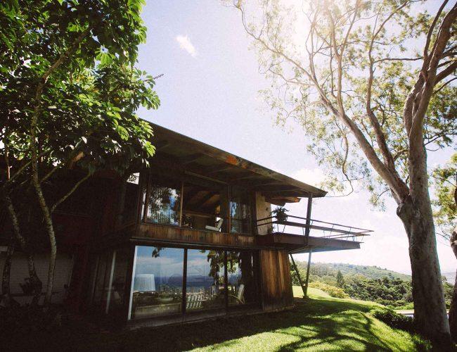 ハワイの名建築『リジェストランドハウス』でのプライベート結婚式