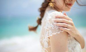 沖縄で叶えた、ご新婦様の夢!~ドレス&ヘアメイク編~